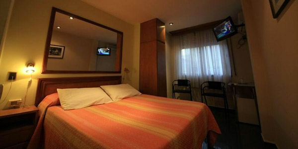 Hotel Iberia habitacion